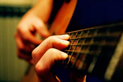Chords made easy for guitar