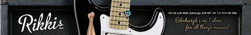 rikki's guitars