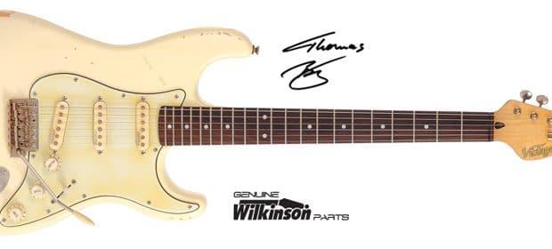 Thomas Blug Fender Stratocaster