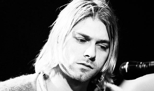 Kurt Cobain was a great song writer.