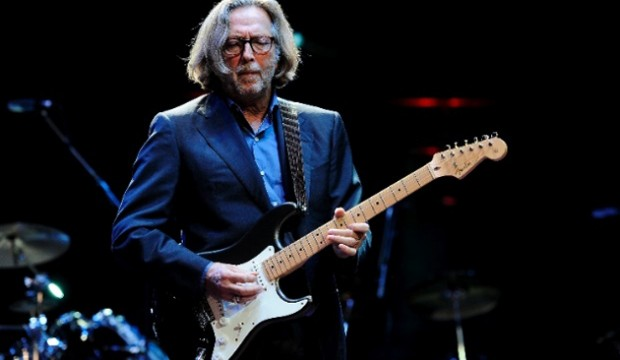 Tabbed Out Eric Clapton