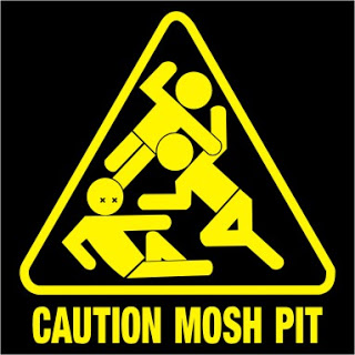 Moshing Idiots - Mosh It (Remixes)