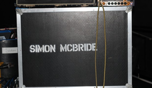 Simon McBride Tour