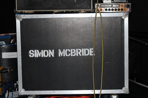 Simon's Flight Case