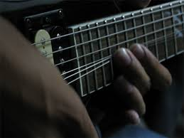 Learn how to string bend on a guitar
