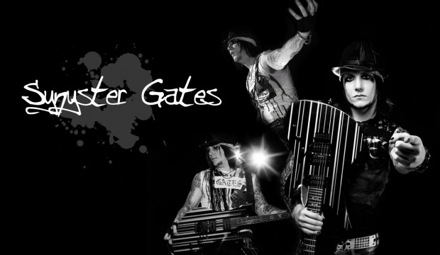 Synyster Gates from Avenge 7 fold