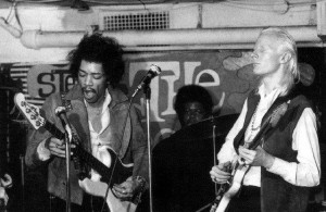 Jimi Hendrix Johnny Winter (1)