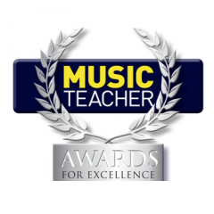Music Teacher Award For Excellence