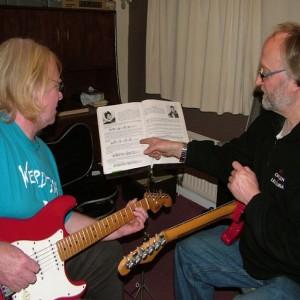 David - Electric Guitar
