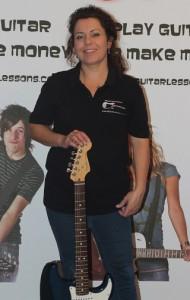 Guitar tutor top