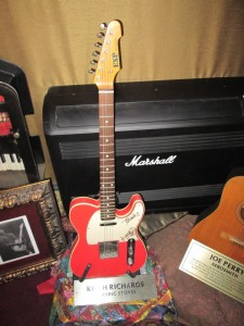 Keith Richards Telecaster