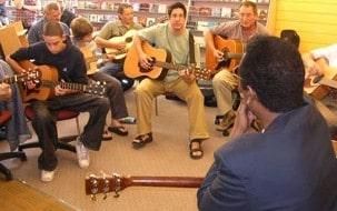 Accredited Guitar Teacher