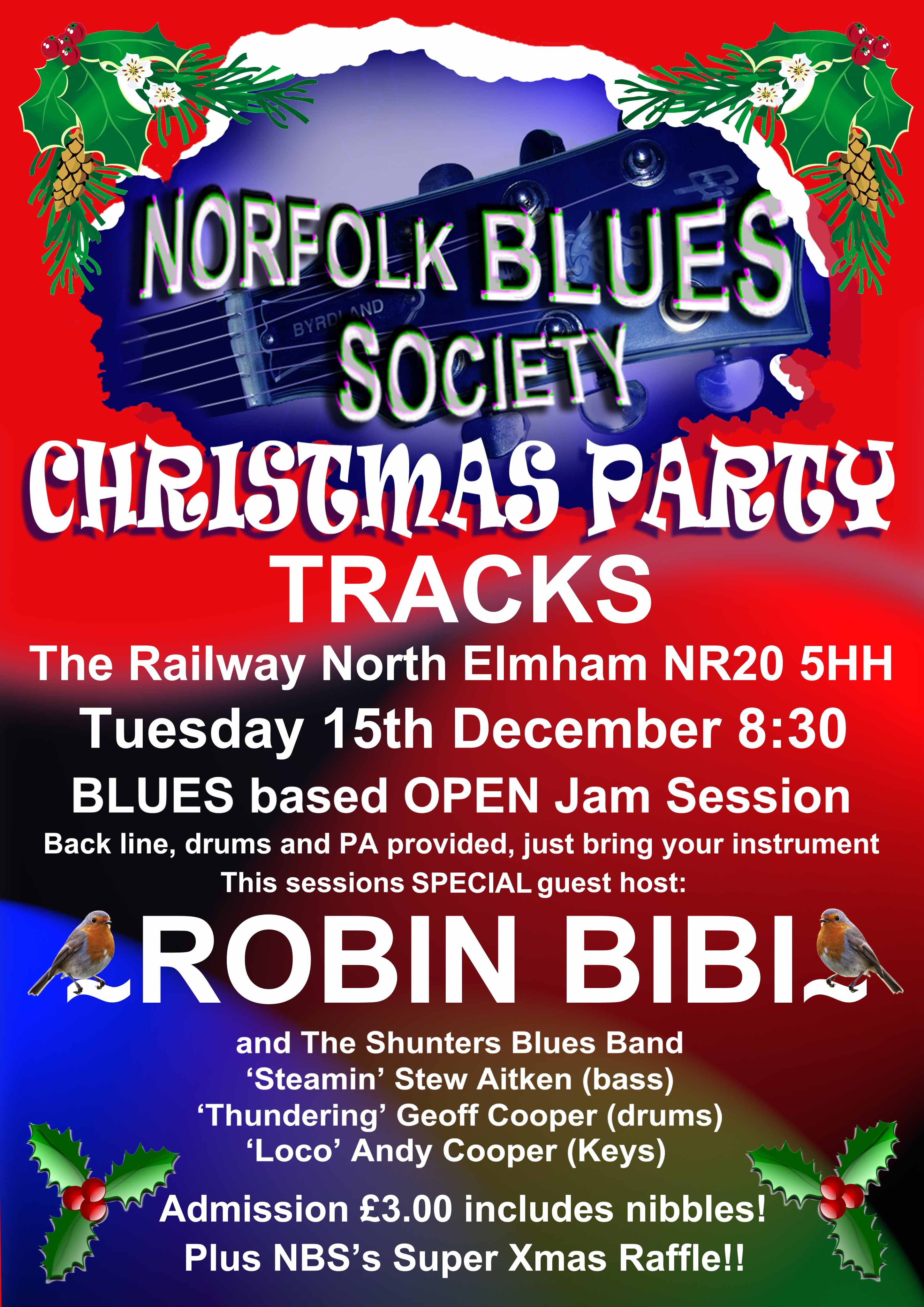 Nbs Christmas Specials 2021 Nbs Xmas Party My Guitar Lessons