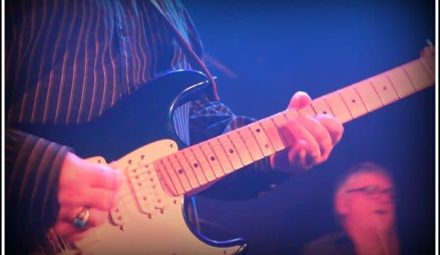Dannys guitar