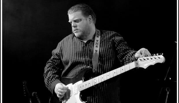 Danny Bryant Show Us His Gigging Guitars