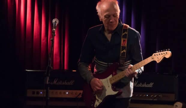 Robin Trower guitarist