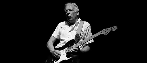 Guitarist Robin Trower