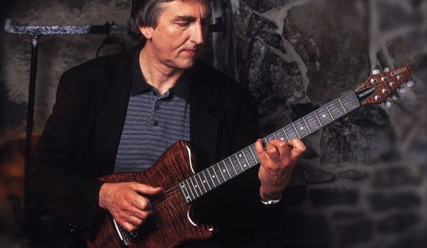 Allan Holdsworth Lesson