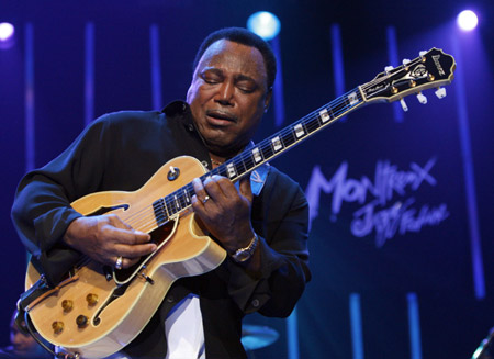 Jazz Guitar Lick In A George Benson Style