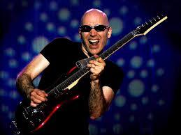 Joe Satriani top guitar player