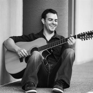 Teacher Playing Guitar