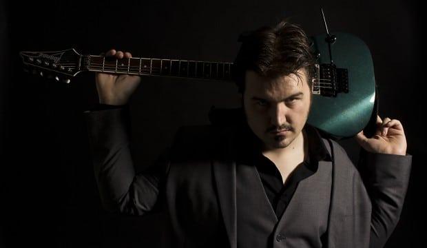 Rich Gordon guitarist