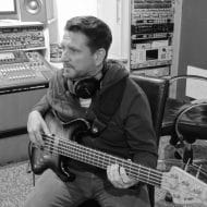 Tony Wilsonham – Bass Guitar
