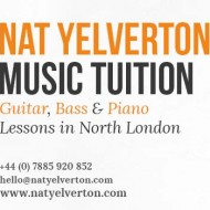 Guitar Lessons in London